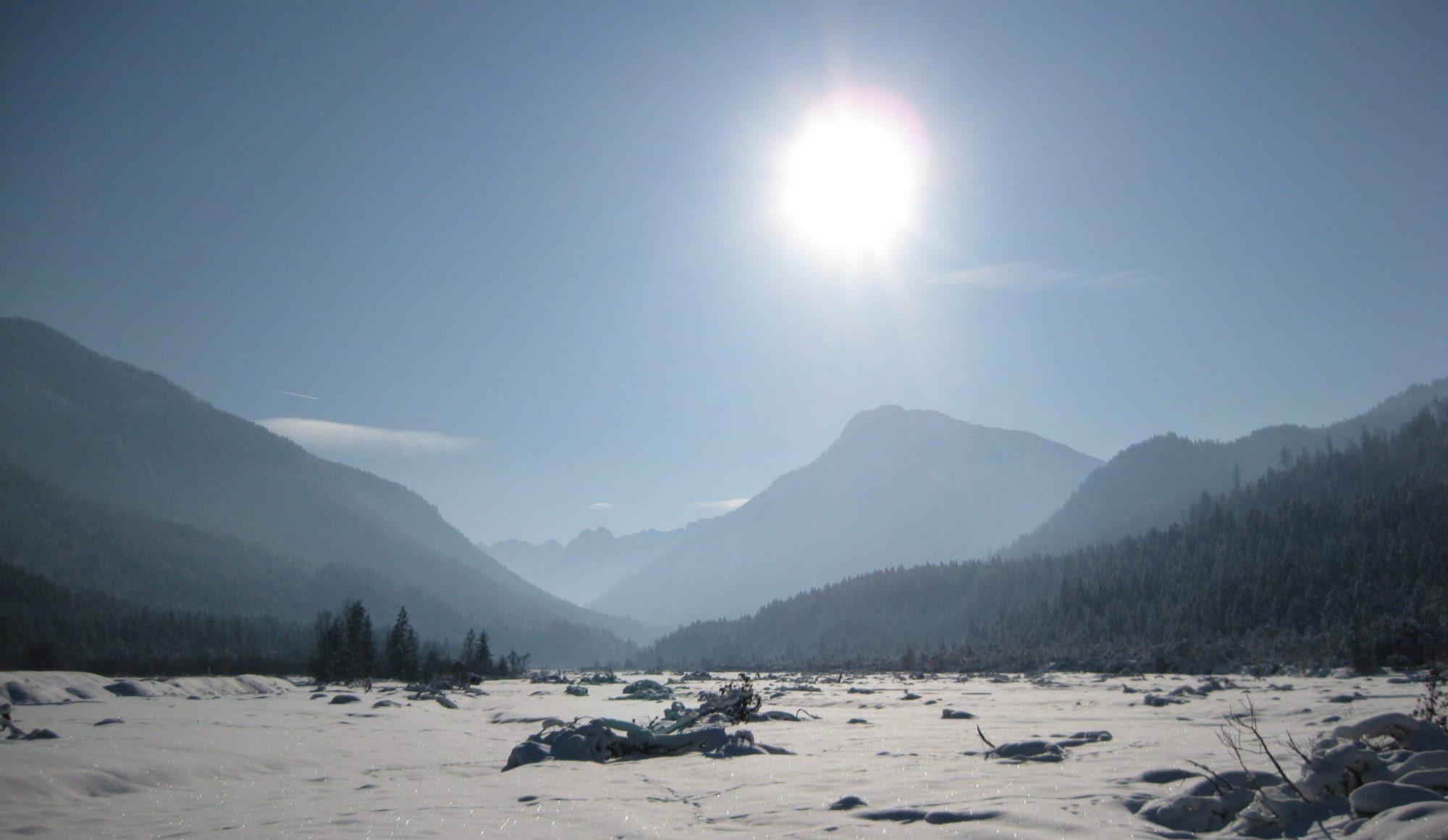 Wolpi's-Schneeschuhverleih